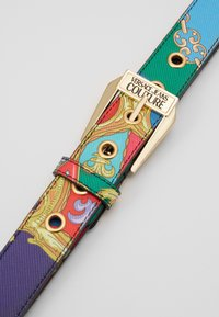 Versace Jeans Couture - PIN BUCKLE WIDE BELT - Belt - multi-coloured - 2