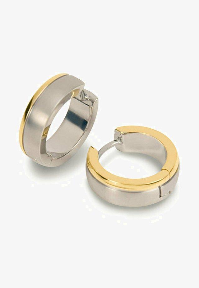 BOCCIA - Earrings - gold