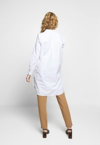 one more story - BLOUSE - Button-down blouse - white - 2