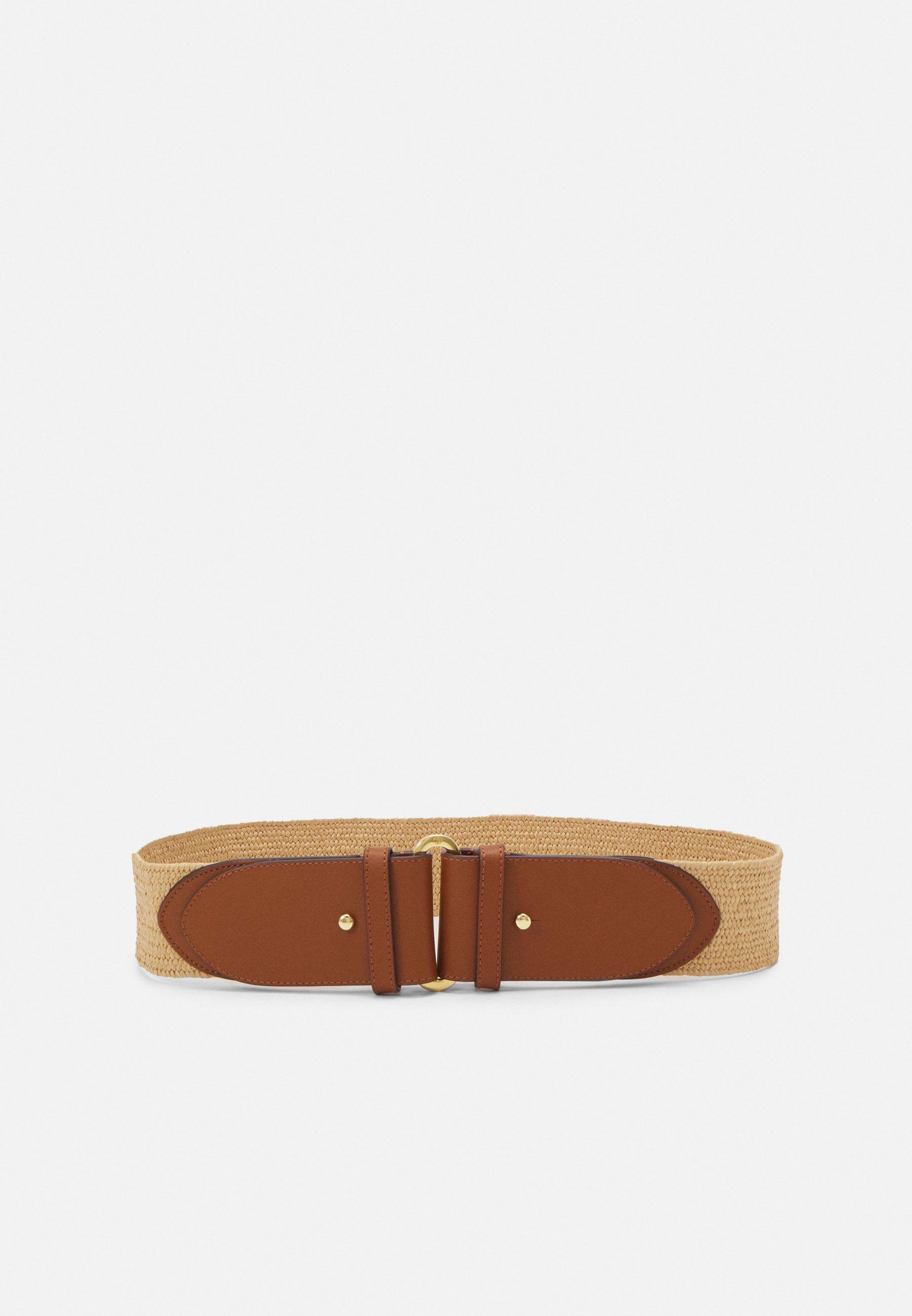 Women STRETCH STRAW STRETCH - Belt