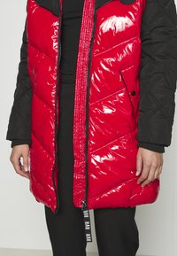 River Island - Winter coat - red/black - 8