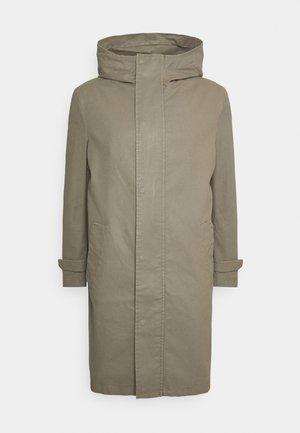 SECSET - Classic coat - grey