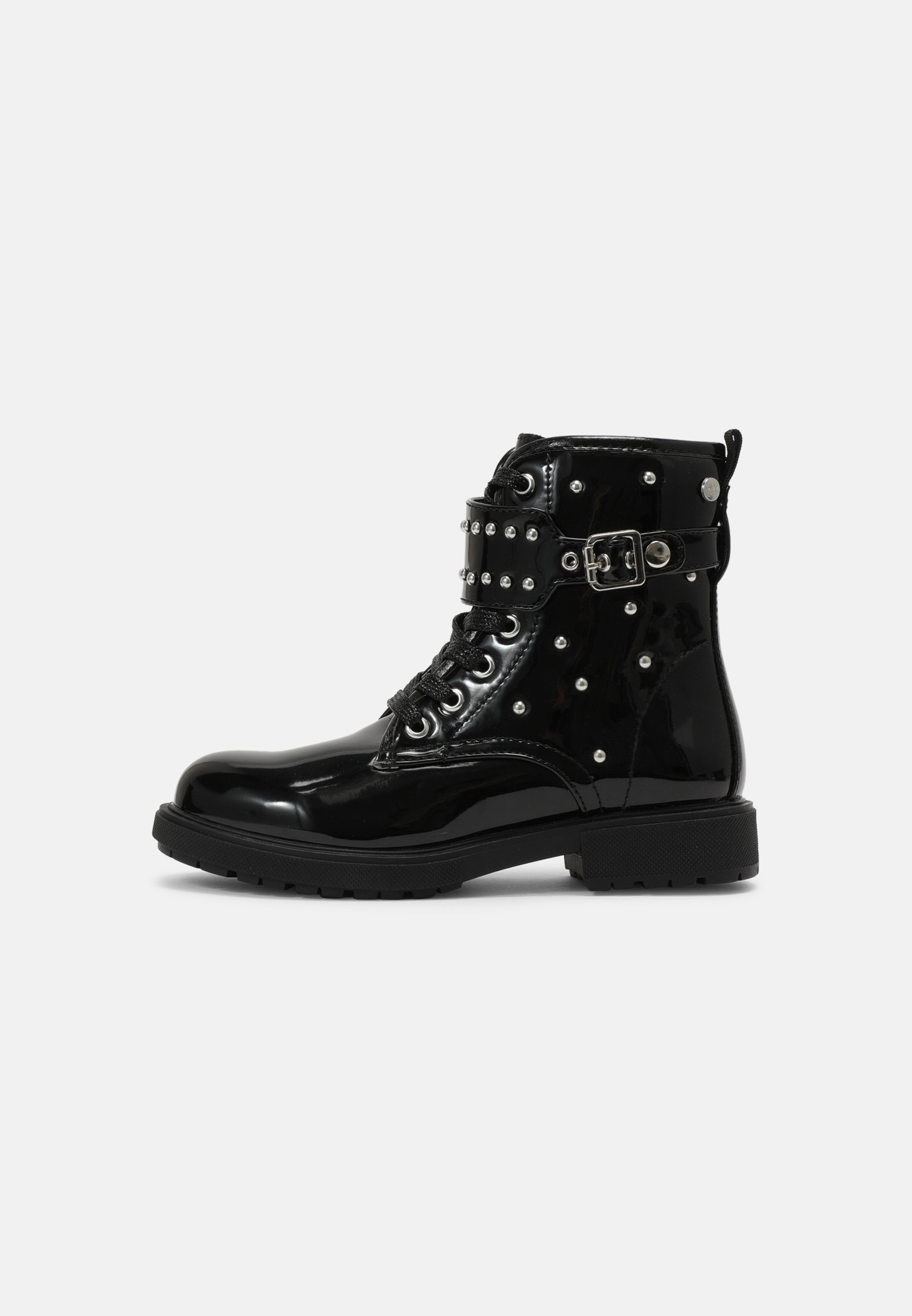 Kids NAIVASHA - Lace-up ankle boots