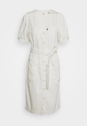 BRYN DRESS - Robe en jean - soft dunes