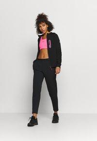 Ellesse - BEESON - Zip-up hoodie - black - 1