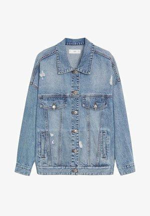 SEUL - Giacca di jeans - medium blue