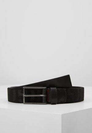 GILD-TAPE - Belt - black