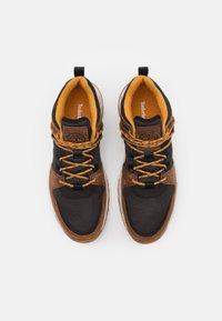 Timberland - SOLAR WAVE EK+ - Höga sneakers - mid brown - 3