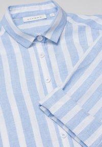Eterna - MODERN  - Button-down blouse - hellblau/weiß - 5