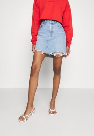 DECON ICONIC SKIRT - Minijupe - luxor heat