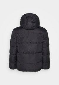 Calvin Klein Jeans Plus - PLUS HOODED JACKET - Giacca invernale - black - 1