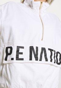 P.E Nation - Training jacket - white - 4