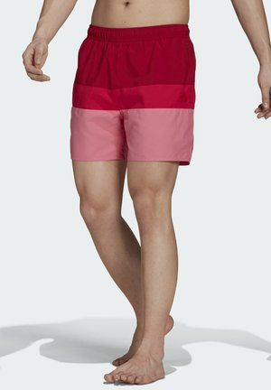 Swimming shorts - red