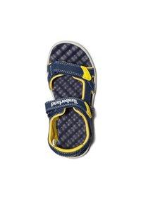 Timberland - Walking sandals - black iris - 2