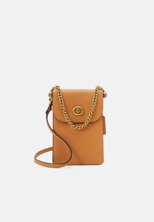 LIV PHONE CROSSBODY - Across body bag - natural