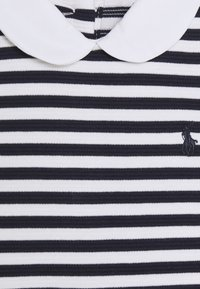 Polo Ralph Lauren - STRIPE DRESS - Denní šaty - navy/white - 3