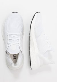 adidas Performance - ULTRABOOST 20  - Zapatillas de running neutras - footwear white/grey three/core black - 1