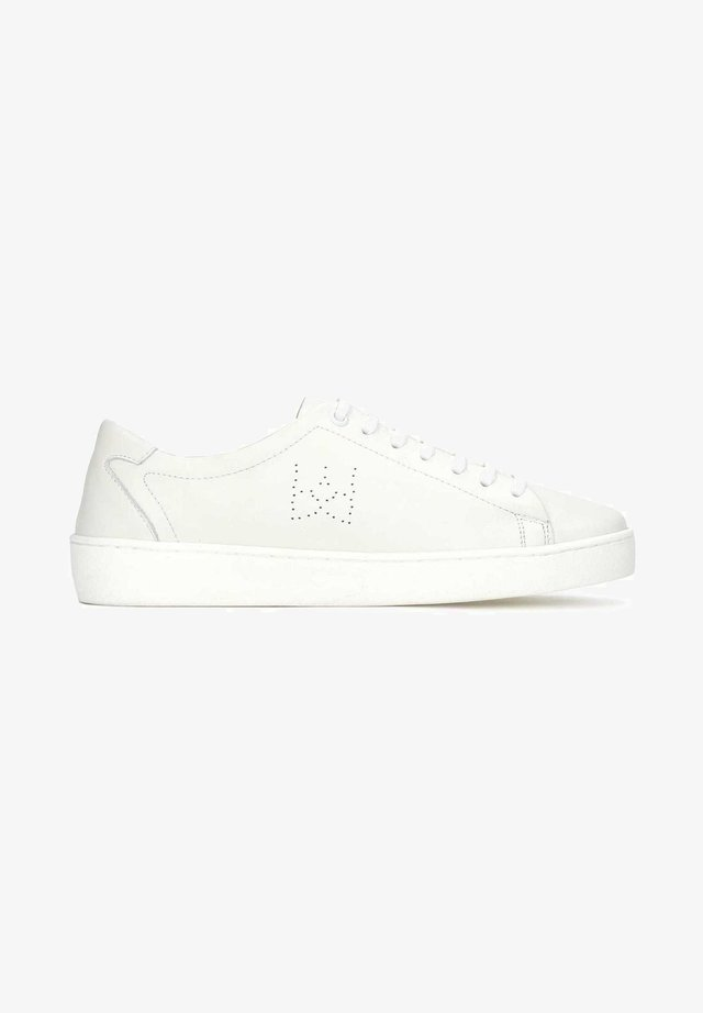 QUINCE - Sneakers laag - white