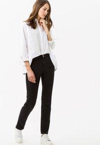 BRAX - STYLE MARY - Slim fit jeans -  black - 1