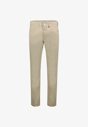 ARNE PIPE - Slim fit jeans - sand