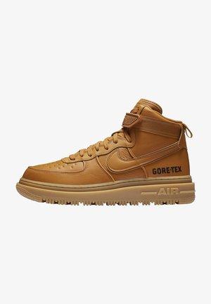 NIKE AIR FORCE 1 GTX BOOT - Zapatillas altas - light brown