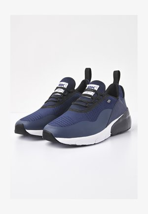 SNEAKER VALEN - Skate shoes - navy/black