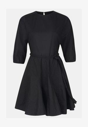 GREAT DRESS - Vapaa-ajan mekko - black
