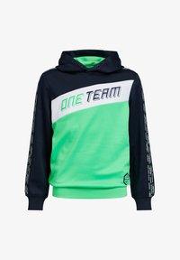 WE Fashion - MET COLOURBLOCK - Sweatshirt - bright green - 2