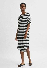 Selected Femme - SLFIVY  - Day dress - black - 3