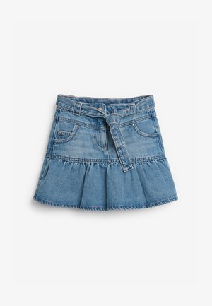 Denim skirt - blue denim