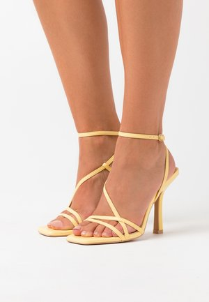 RUPA - High heeled sandals - vanilla