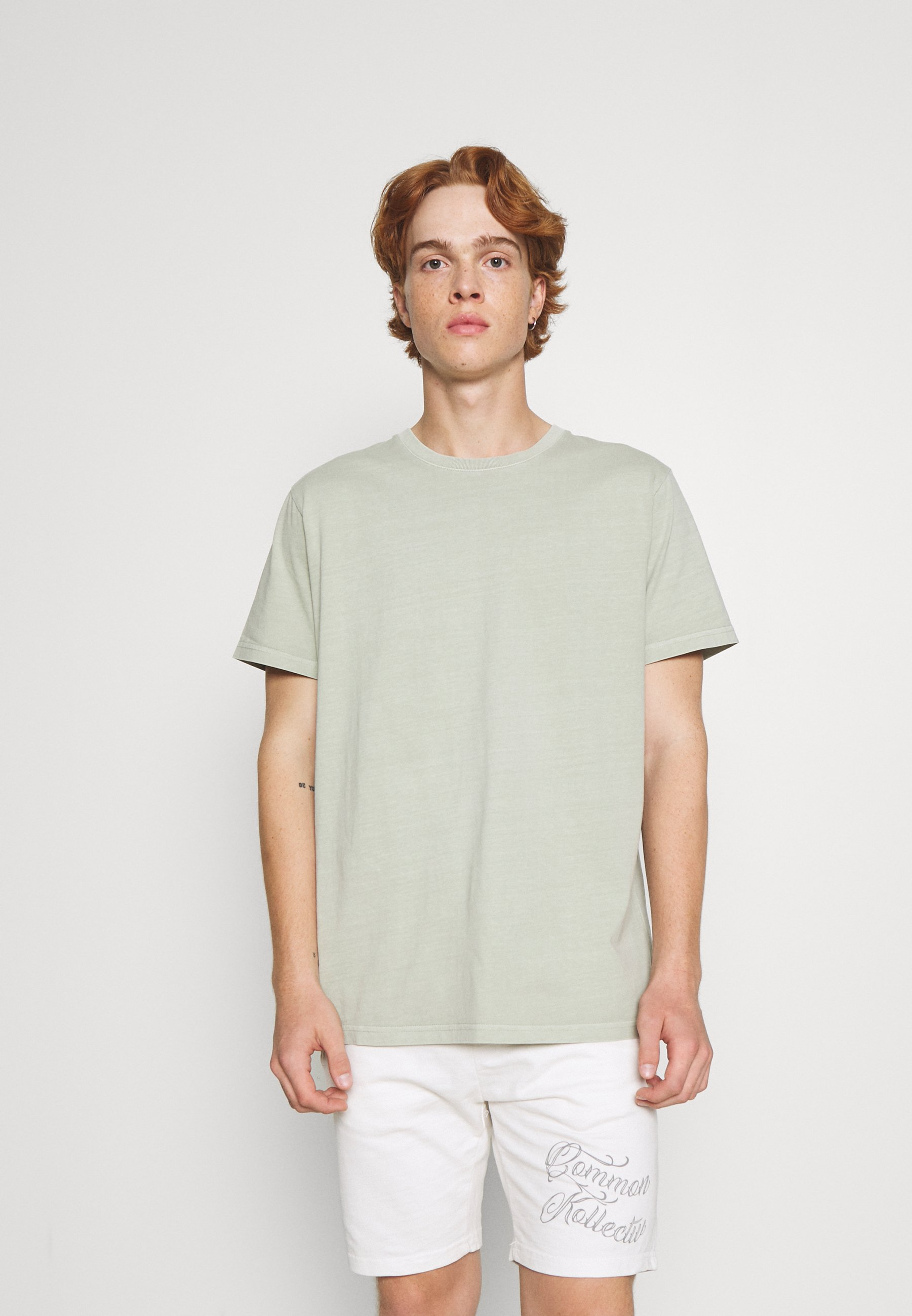 Homme BAND TEE - T-shirt basique