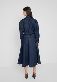 Polo Ralph Lauren - PARRIS WASH - Denim dress - dark indigo - 2