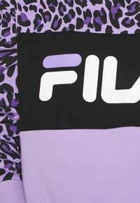 Fila - LEAH - Sweatshirt - sand verbena/black - 5