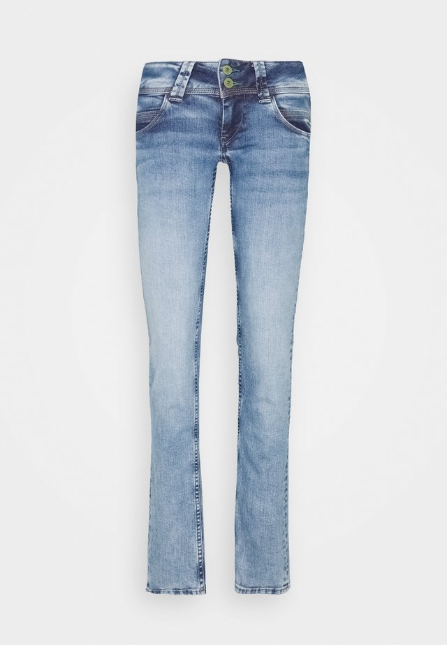VENUS - Jeans Straight Leg - denim