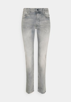 BLEID SLIM - Jeans slim fit - destroyed denim