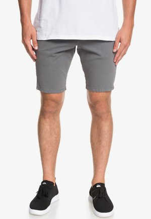 Jeansshort - dark grey