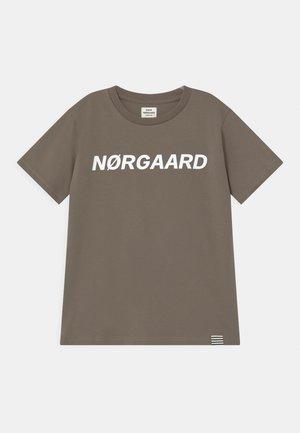 TEE THORLINO UNISEX - T-shirts print - morel