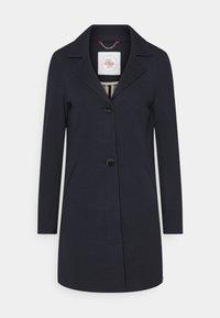 s.Oliver - Klasyczny płaszcz - navy melange - 0