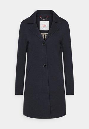 Manteau classique - navy melange