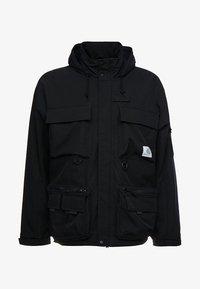 Carhartt WIP - ELMWOOD JACKET - Summer jacket - black - 4