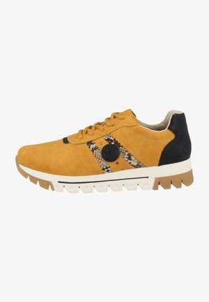 Trainers - yellow (l2922-68)