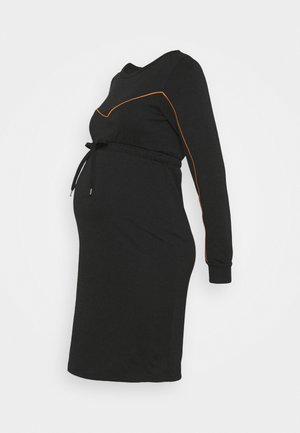 MLGIGI DRESS - Jersey dress - black