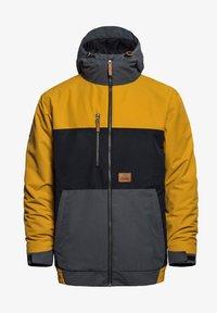 Horsefeathers - REVEL - Veste de snowboard - golden yellow - 0