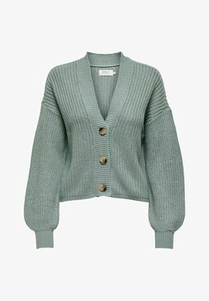 Cardigan - chinois green