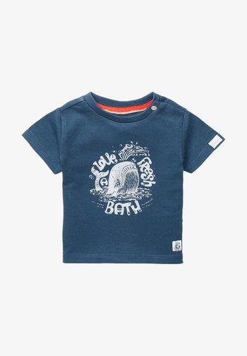 TWISK - Print T-shirt - ensign blue