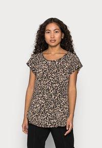 ONLY Petite - ONLNOVA LUX - T-shirt print - black - 0