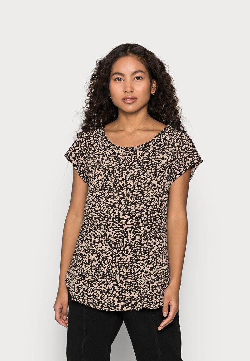 ONLY Petite - ONLNOVA LUX - T-shirt print - black