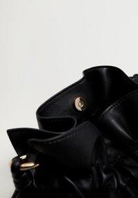 Mango - DAMMIE - Across body bag - black - 3