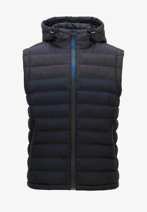 CELRANO - Waistcoat - dark blue